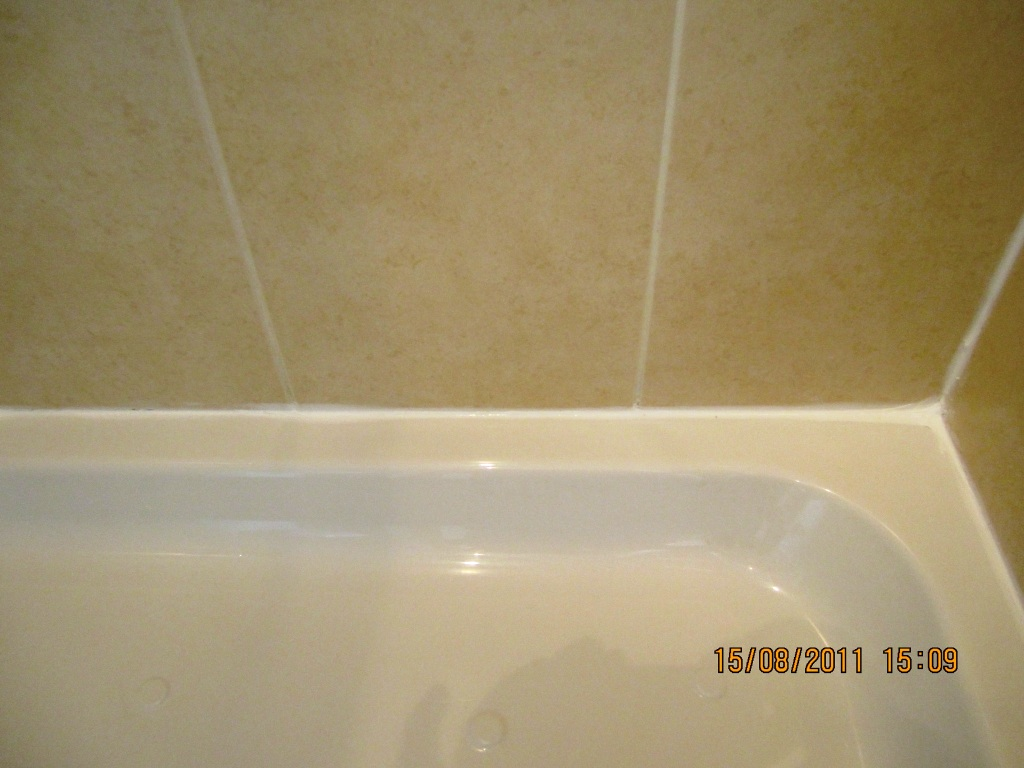 Tiled Shower Clean and Seal in Caterham